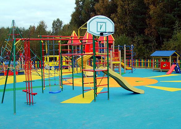 У п'яти черкаських ОСББ будуть встановлені ігрові спортивні майданчики