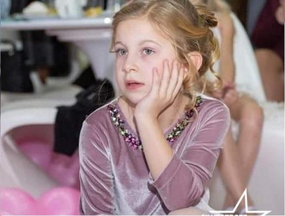 Визнана акторка і модель: семирічна черкащанка ввійшла до ТОП-25