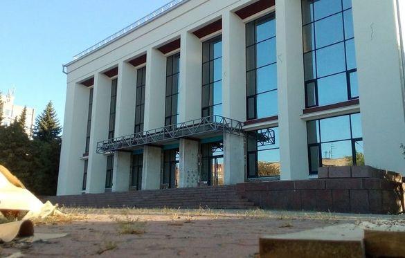 В ОДА розповіли, коли завершать ремонт черкаського театру