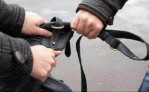 У Черкасах поліція затримала ймовірного грабіжника