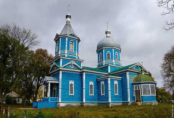 На Черкащині вчергове пограбували церкву