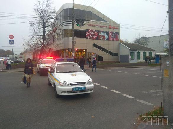 Через замінування у Черкасах перекривали рух одною з вулиць