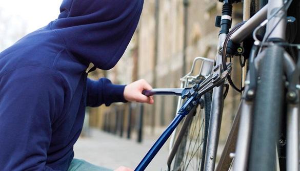 На Черкащині знайшли крадія велосипеда