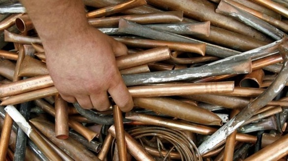 На Черкащині затримали чоловіка, який викрав металобрухт