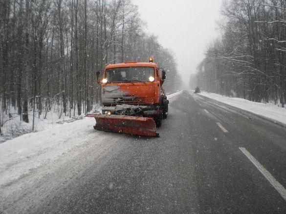 Автодор розповів, на скільки дороги Черкащини готові до зими