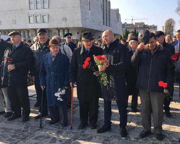 У Черкасах долучились до вшанування загиблих від російських окупантів (ФОТО)
