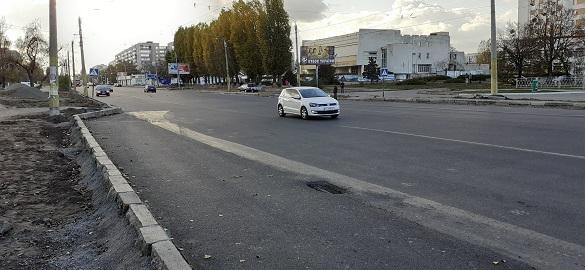 Черкасці нарікають на відсутність світлофору по одній з вулиць міста