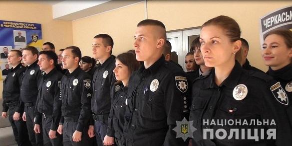 Канадці ділилися знаннями з черкаськими поліцейськими