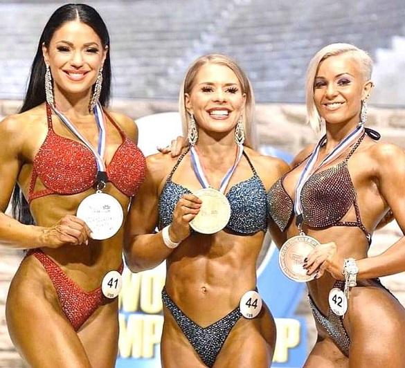 Двоє черкаських спортсменів зайняли призові місця на Чемпіонаті світу Elite Pro з бодібілдингу
