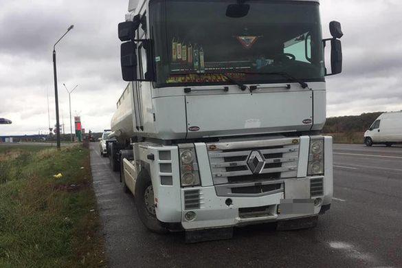 У Черкасах почнуть контролювати рух вантажівок