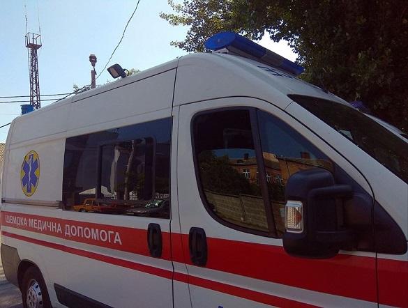 На Черкащині з рушницею напали на бригаду швидкої