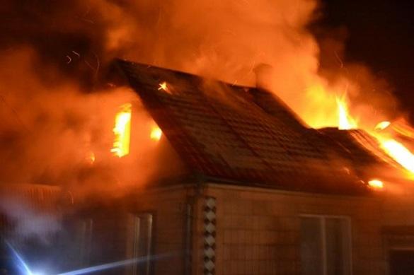 У пожежі на Черкащині загинув чоловік