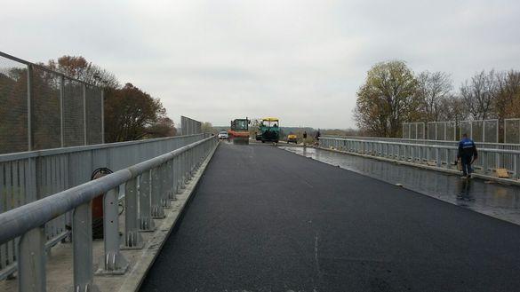 Служба автодору Черкащини відкрила рух мостом на Христинівщині