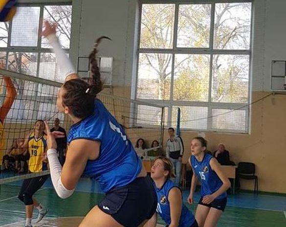 Волейболістки МСК