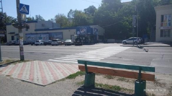 Черкасці просять встановити лежачі поліцейські на одній із вулиць міста