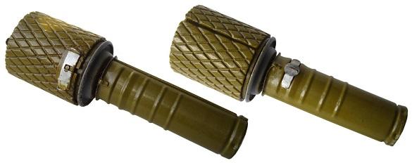 На Черкащині у іноземця знайшли бойові гранати
