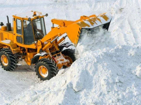 У Черкаській міськраді визначили місця вивозу снігу