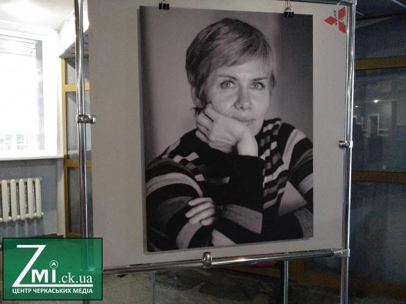 У Черкасах презентували фотовиставку, присвячену протидії насильству (ФОТО)