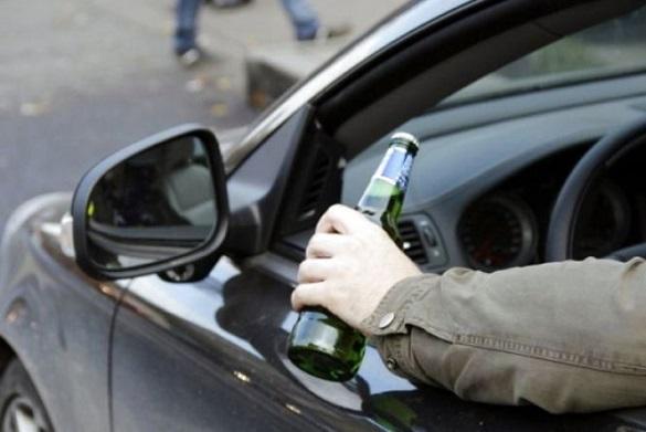 Вихідними у Черкасах виявили шістнадцять водіїв напідпитку (ВІДЕО)