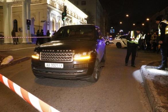 Він із Черкас: стало відомо ім'я кілера, який стріляв у центрі Києві у депутата та вбив його 3-річного сина