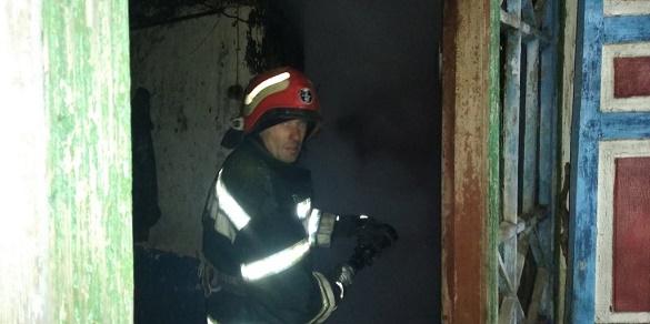 На Черкащині у пожежі загинув чоловік (ФОТО)