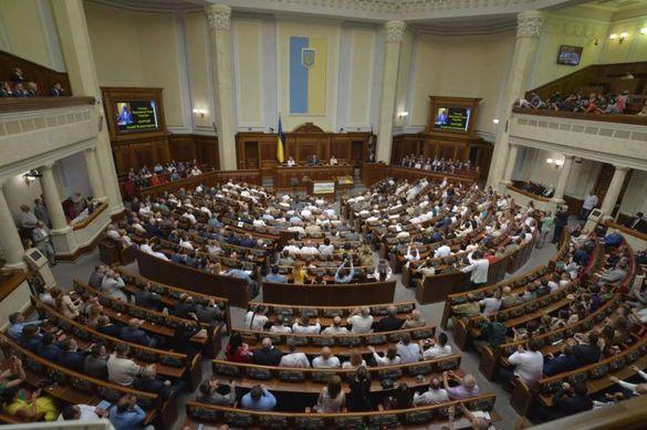 Відзначились: за 100 днів роботи Ради два нардепи Черкащини не зареєстрували жодного законопроекту