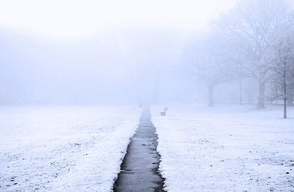 Синоптики попереджають про туман та ожеледь на Черкащині
