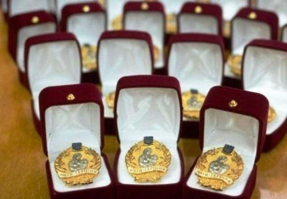 Майже тридцяти черкащанкам присвоїли почесне звання