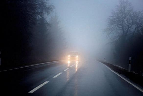 Синоптики застережують черкащан бути обережними завтра на дорогах через туман