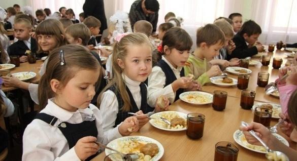 Нова система харчування черкаських школярів буде в наступному навчальному році