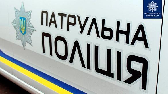 Водія напідпитку з підробленими документами затримали на Черкащині