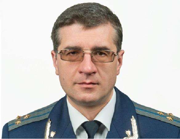 Черкаській області призначили нового прокурора