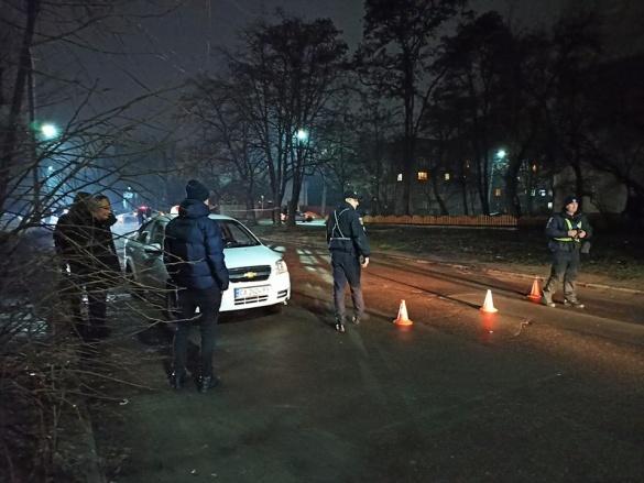 У Черкасах водій таксі збив дідуся та двох чотирьохрічних хлопчиків (ФОТО)