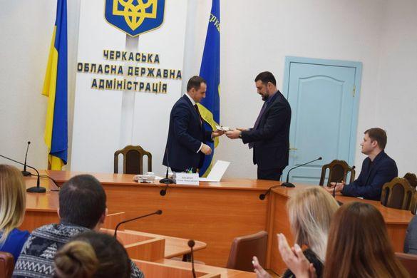 Очільник Черкаської ОДА розповів, чому призначив п'ять заступників