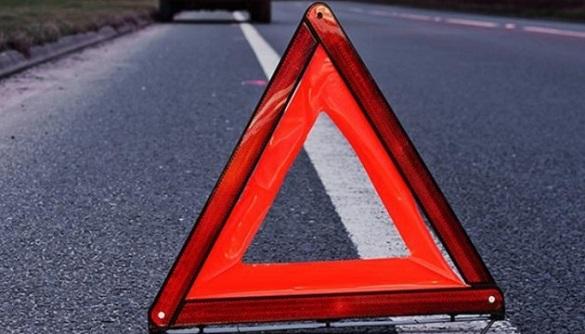 Через неуважність водіїв у Черкасах сталася дорожньо-транспортна пригода (ВІДЕО)