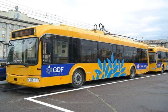 Члени виконкому у Черкасах так і не затвердили тариф для тролейбусів