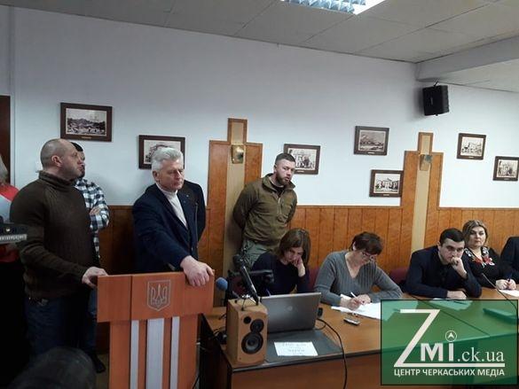 Депутати міськради Черкас запропонували керівнику КП