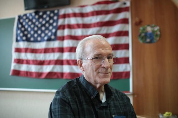 Американець Кеп Хенслі хоче залишитися жити в Черкасах