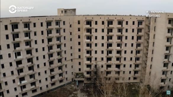 Про селище Орбіта на Черкащині зняли фільм журналісти американської телекомпанії