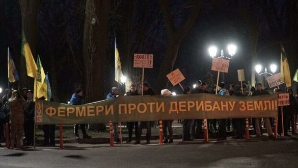 Фермери Черкащини знову прийшли до президента