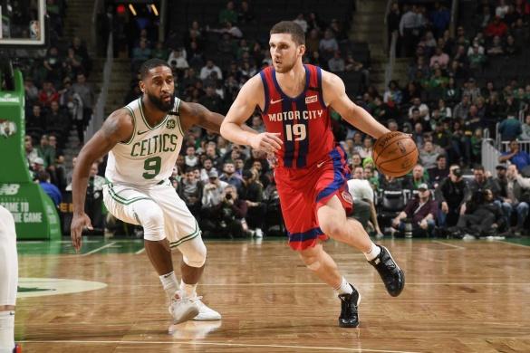 Черкащанин провів найрезультативніший матч в кар'єрі НБА