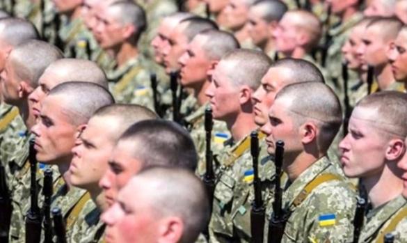 18-річних черкащан знову призиватимуть в армію