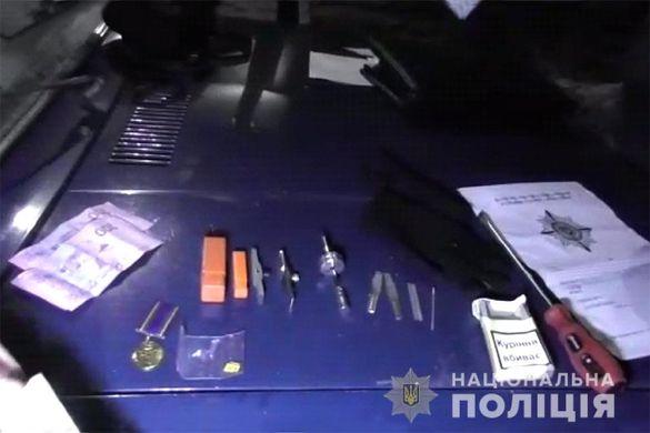 Викрав медаль учасника бойових дій: на Черкащині затримали крадія
