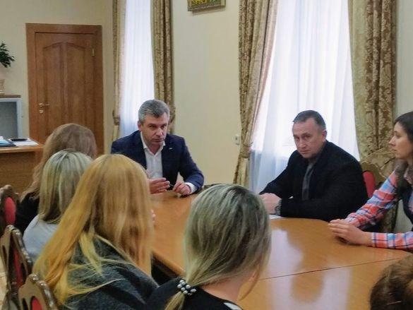 Звернуться до президента: на Черкащині вирішують, як зберегти санаторні школи