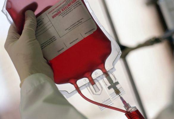 Головний медик Черкас розповів про ситуацію з постачанням донорської крові у міські лікарні