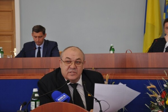 Мушієк став заступником голови Черкаської облради