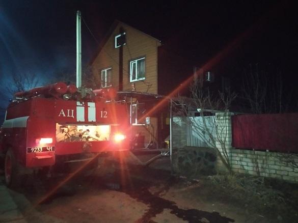 Рятувальники ліквідували пожежу в надвірній споруді на Черкащині (ФОТО)