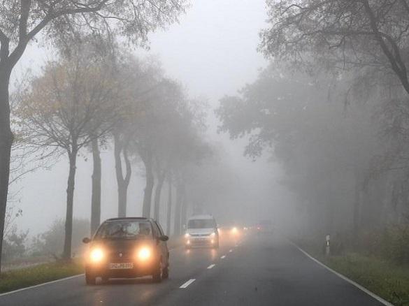 Завтра на Черкащині очікуються тумани