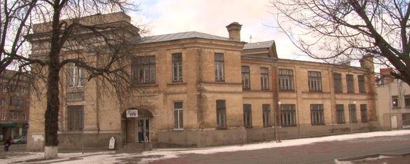 Питання ремонту черкаського Центру дитячої та юнацької творчості планують розглянути на сесії міськради