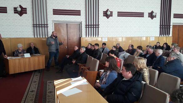Депутати Черкаської райради звернуться до голови ОДА, щоб сформувати Мошнівську громаду
